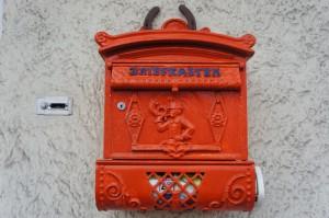 Poštovní schránky nejen na dopisy